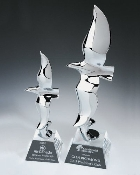 Bigheadawards.net is proud to offer the Crystal Eagle Fly Free Award with Free Engraving and No Setup Fees. Order Online Today or call 1-800-826-4987