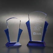 "The Crystal Envy Award is available in 10""Height"